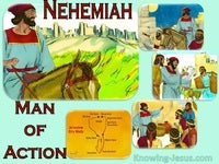 Nehemiah,  Man of Action - (3)